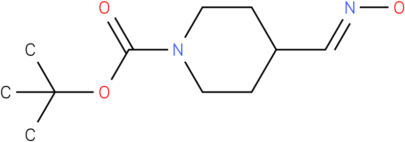 1-piperidinecarboxylic acid,4-[(hydroxyimino)methyl]-,1,1-dimethylethyl ester