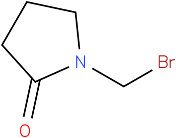 2-PYRROLIDINONE,1-(BROMOMETHYL)-
