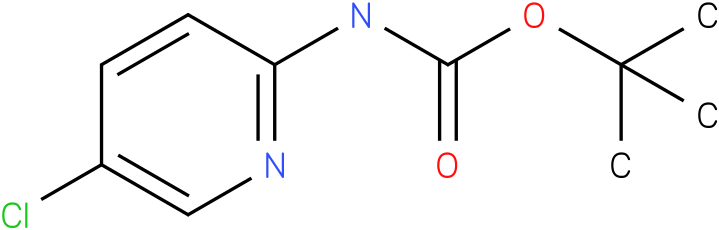Carbamic acid,N-(5-chloro-2-pyridinyl)-,1,1-dimethylethyl ester