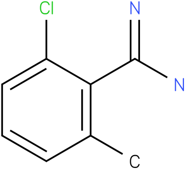 2-Chloro-6-Methyl-Benzamidine