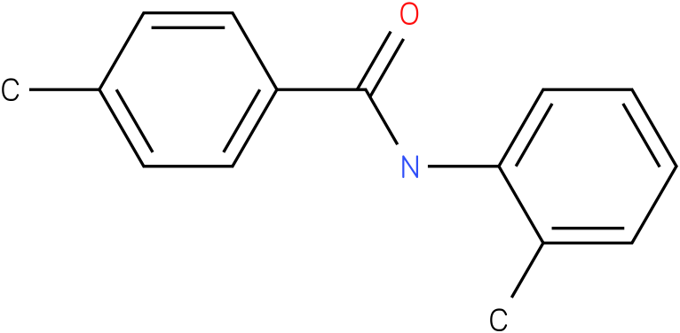 BENZAMIDE,4-METHYL-N-(2-METHYLPHENYL)-