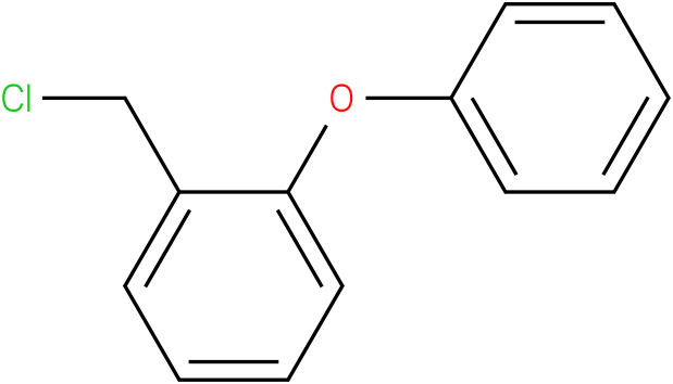 1-(chloromethyl)-2-phenoxybenzene