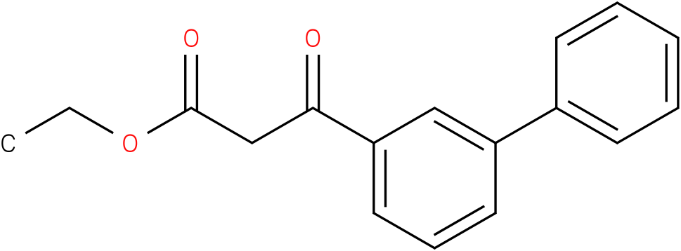 ETHYL 3-(3-BIPHENYL)-3-OXOPROPANOATE