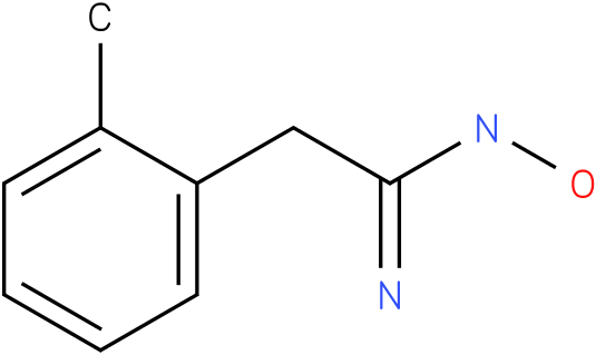 BENZENEETHANIMIDAMIDE,N-HYDROXY-2-METHYL