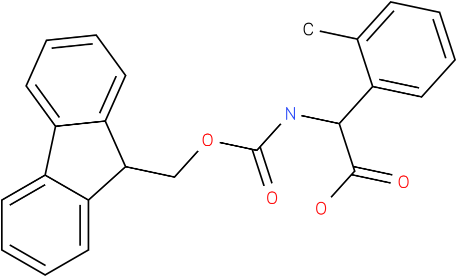 BENZENEACETIC ACID,alpha-[[(9H-FLUOREN-9-YLMETHOXY)CARBONYL]AMINO]-2-METHYL-
