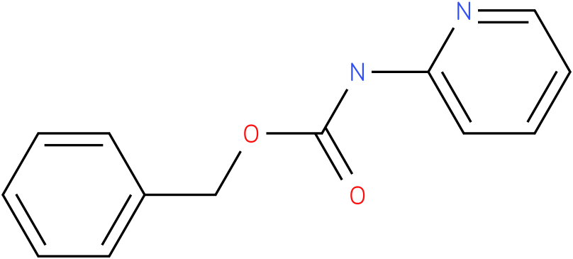 Carbamic acid,2-pyridinyl-,phenylmethyl ester (9Cl)
