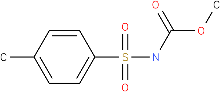 CARBMIC ACID,N-[(4-METHYLPHENYL)SULFONYL]-,METHYL ESTER