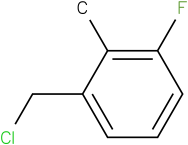 1-(chloromethyl)-3-fluoro-2-methylbenzene