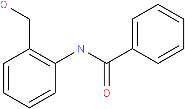 BENZAMIDE,N-[2-(HYDROXYMETHYL)PHENYL]-