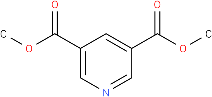 3,5-PYRIDINEDICARBOXYLIC ACID,3,5-DIMETHYL ESTER
