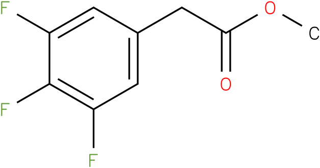 methyl 2-(3,4,5-trifluorophenyl)acetate