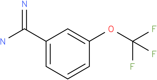 3-Trifluoromethoxy-Benzamidine