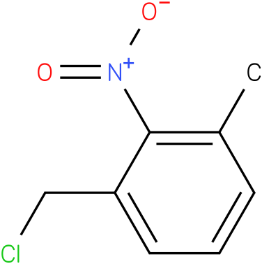 1-(chloromethyl)-3-methyl-2-nitrobenzene