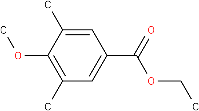 ethyl 4-methoxy-3,5-dimethylbenzoate