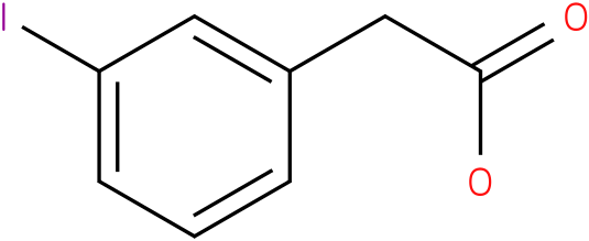 3-Iodophenylacetic Acid