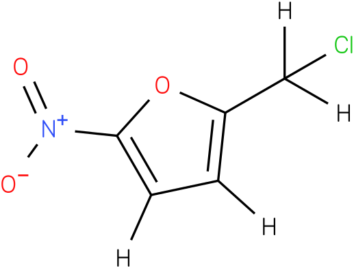 2-(chloromethyl)-5-nitrofuran