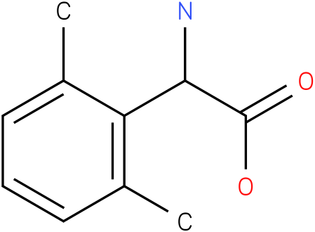 2-amino-2-(2,6-dimethylphenyl)acetic acid