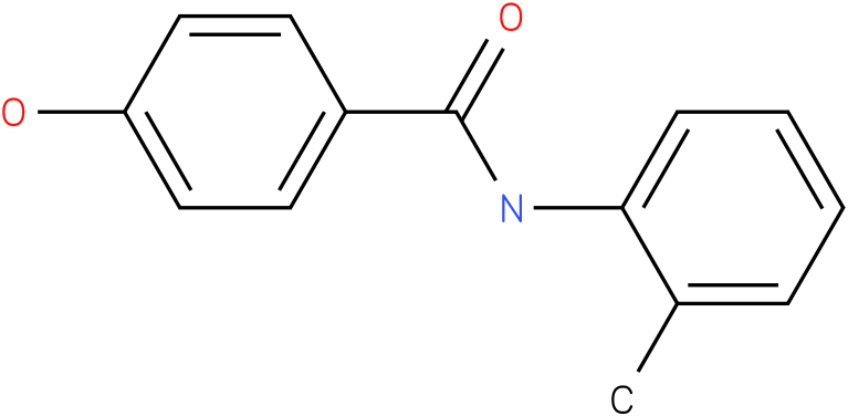 BENZAMIDE,4-HYDROXY-N-(2-METHYLPHENYL)-