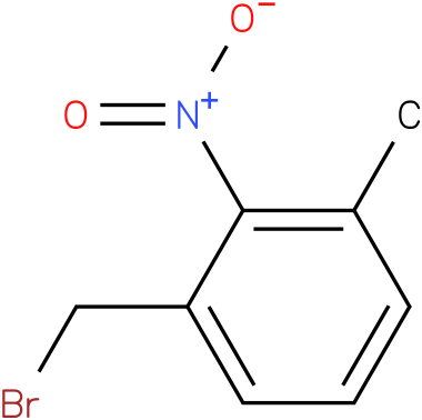 1-bromomethyl-3-methyl-2-nitrobenzene
