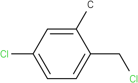 4-chloro-1-(chloromethyl)-2-methylbenzene