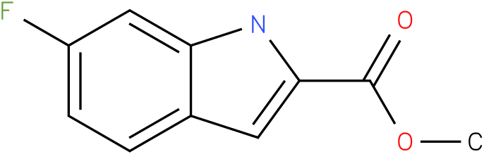 6-FLUORO-1H-INDOLE-2-CARBOXYLIC ACID METHYL ESTER