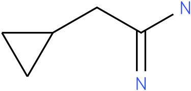 2-Cyclopropyl-Acetamidine