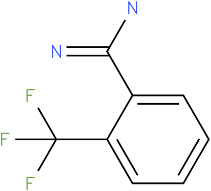2-Trifluoromethyl-Benzamidine