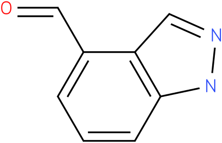 1H-INDAZOLE-4-CARBOXALDEHYDE