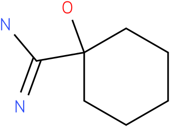 1-Hydroxy-Cyclohexanecarboxamidine