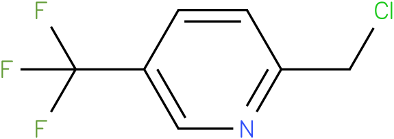 2-(chloromethyl)-5-(trifluoromethyl)pyridine