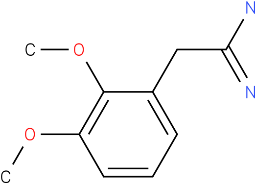 2-(2,3-Dimethoxy-Phenyl)-Acetamidine
