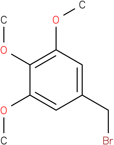 3,4,5-trimethoxybenzyl bromide