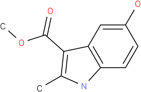 5-JYDROXY-2-METHYL-1H-INDOLE-3-CARBOXYLIC ACID METHYL ESTER