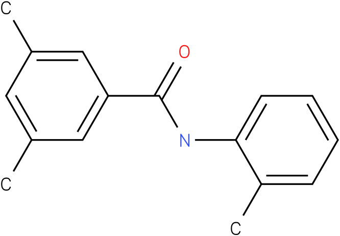BENZAMIDE,3,5-DIMETHYL-N-(2-METHYLPHENYL)-