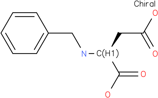 N-benzyl aspartic acid