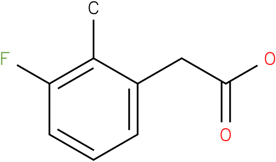 2-(3-fluoro-2-methylphenyl)acetic acid