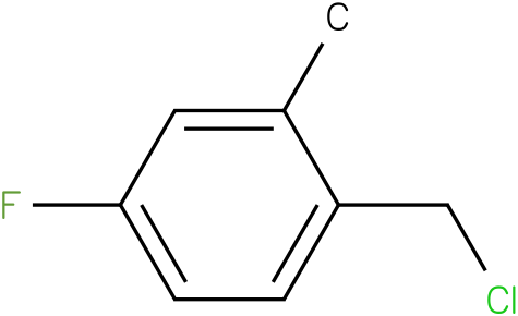 1-(chloromethyl)-4-fluoro-2-methylbenzene