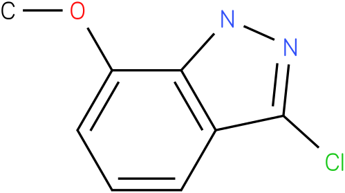 3-CHLORO-7-METHOXY-1H-INDAZOLE