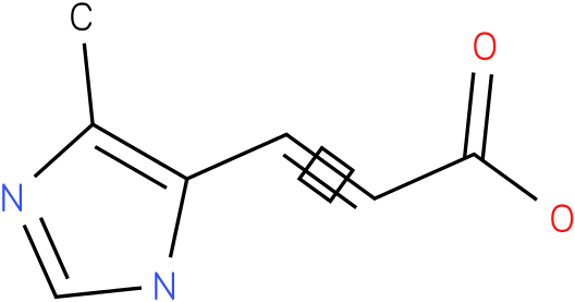 3-(5-methyl-3H-imidazol-4-YL)-acrylic acid