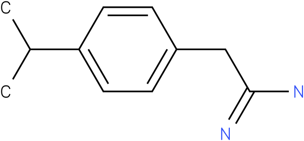 2-(4-Isopropyl-Phenyl)-Acetamidine