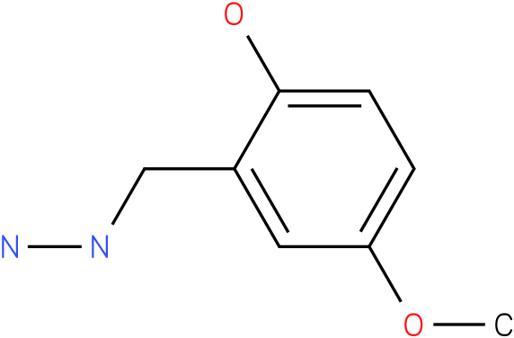 2-(hydrazinylmethyl)-4-methoxyphenol