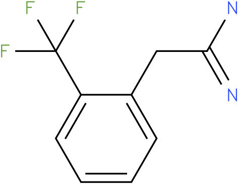 2-(2-Trifluoromethyl-Phenyl)-Acetamidine