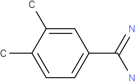 3,4-Dimethyl-Benzamidine