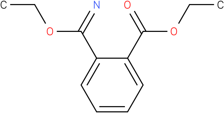 ethyl 2-(ethoxy(imino)methyl)benzoate