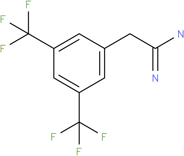 2-(3,5-Bis-Trifluoromethyl-Phenyl)-Acetamidine