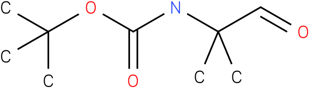 tert-butyl 2-formylpropan-2-ylcarbamate