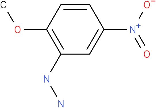 1-(2-methoxy-5-nitrophenyl)hydrazine