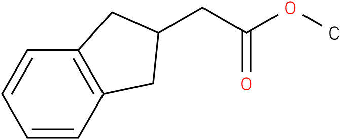 1H-INDENE-2-ACETIC ACID,2,3-DIHYDRO-,METHYL ESTER