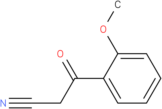 3-(2-Methoxyphenyl)-3-Oxopropanenitrile