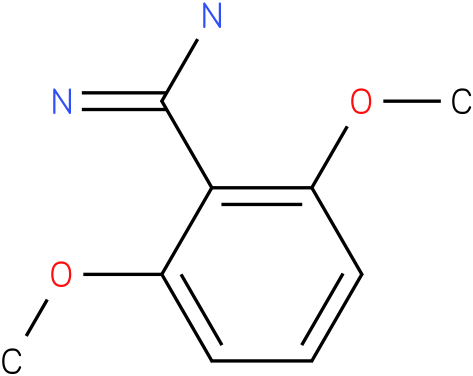 2,6-Dimethoxy-Benzamidine